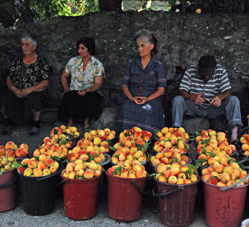 Road to Sighnaghi - Produce