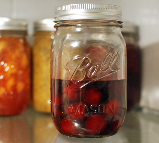 Croatian Food - Maraschino Cherries