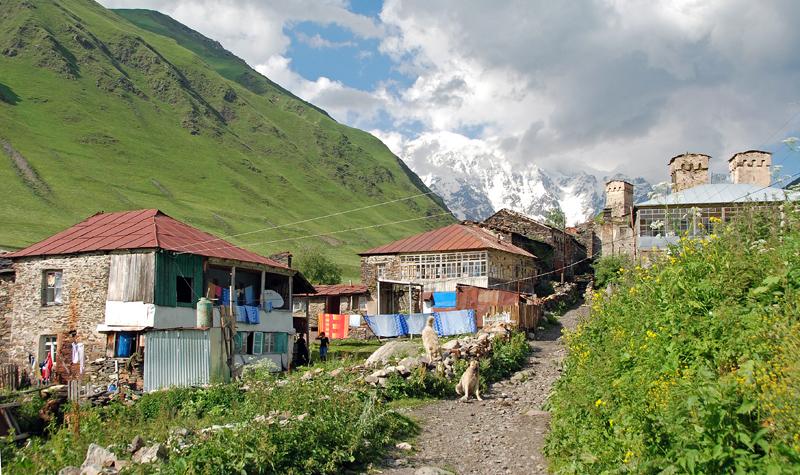 Svaneti - Ushguli