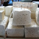 Armenia - Yerevan Market - Cheese