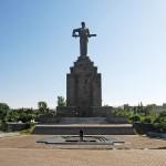 Yerevan - Haghtanak Park - Mother Armenia