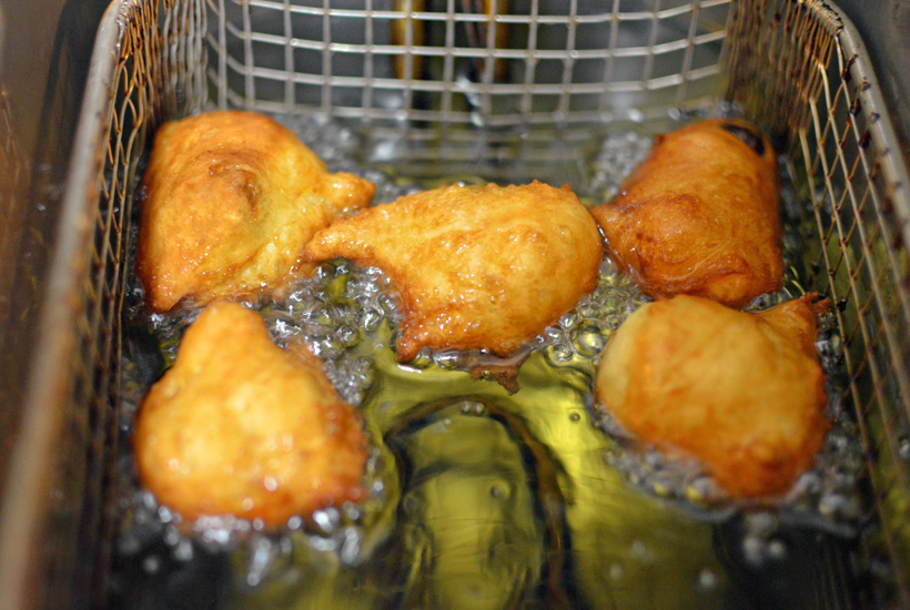 Fritule, Dalmatian Fritters
