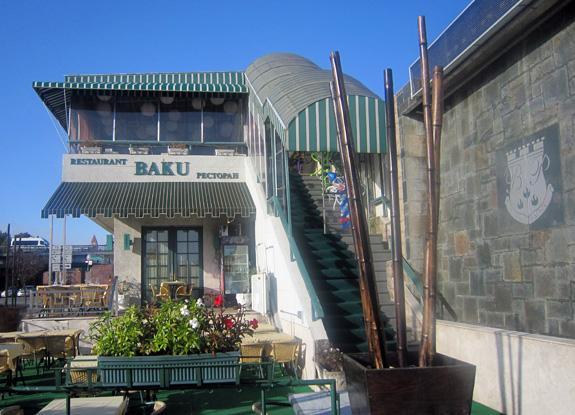 Azeri Cuisine - Baku Palace