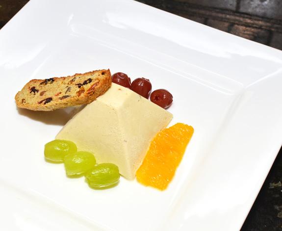 Nesselrode Pudding