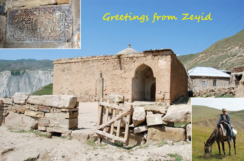 Azerbaijan - Road to Quba - Zeyid