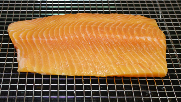 Sous-Vide Lake Trout