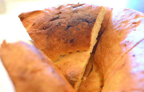 #1 Uzbek Palace - Bread