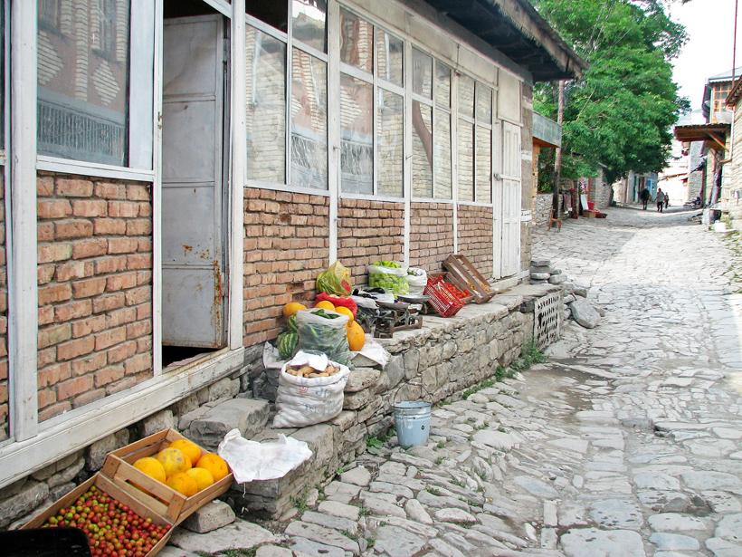 Azerbaijan - Lahic