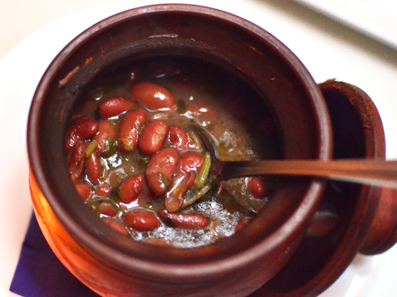 Georgian Cuisine - Pepela - Lobio