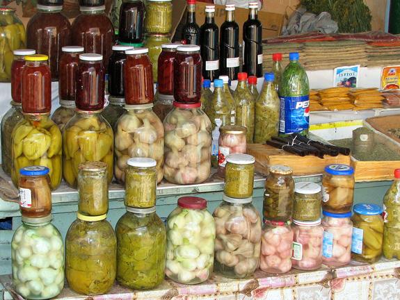 Baku - Taza Bazaar