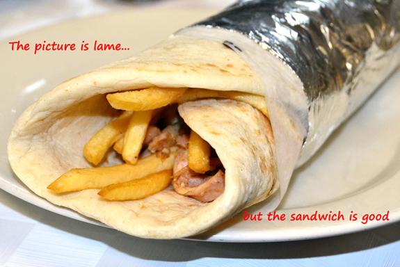 Uzbek Restaurant - Taam Tov - Shawarma