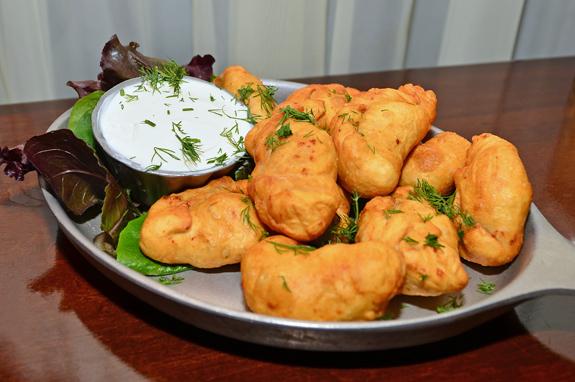 Russian Food - Nasha Rasha - Pirozhki
