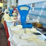 Chișinău Central Market - Dairy