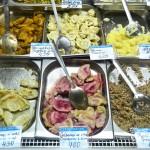 Chișinău Central Market - Prepared Food