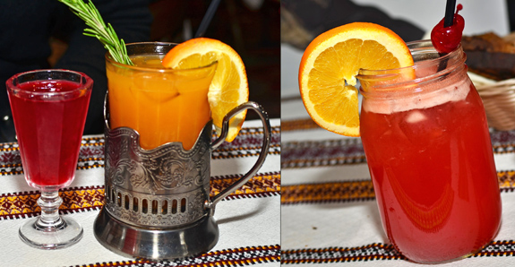 Taras Bulba - Cocktails