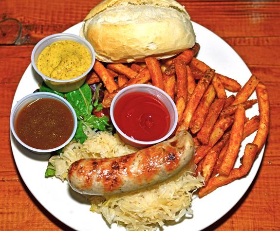 Currywurst - KBH