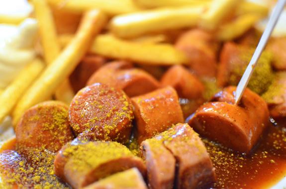 Currywurst - Max Bratwurst