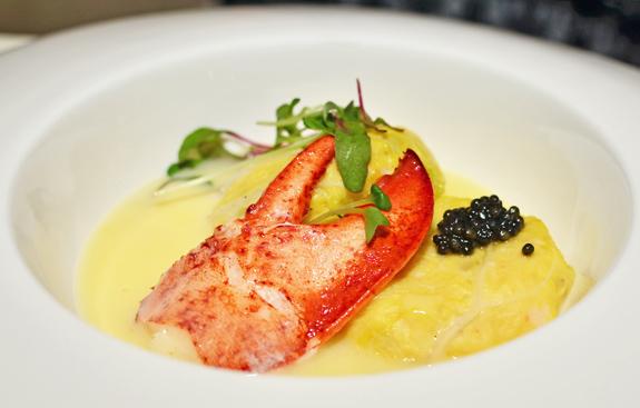 Russian Cuisine - Ariana - Lobster Golubtsy