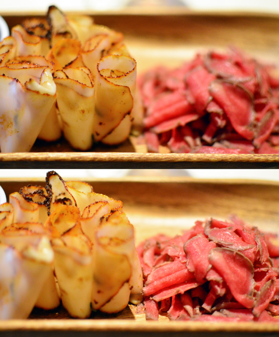 Russian Cuisine - Ariana - Meat Plate