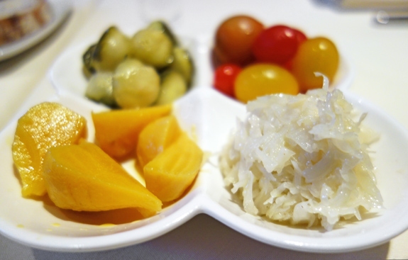 Russian Cuisine - Ariana - Pickled Vegetables