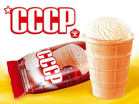 Plombir, Russian Ice Cream