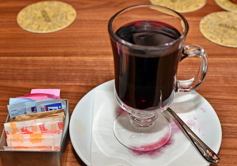 Czech Cuisine - Hospoda - Mulled Wine