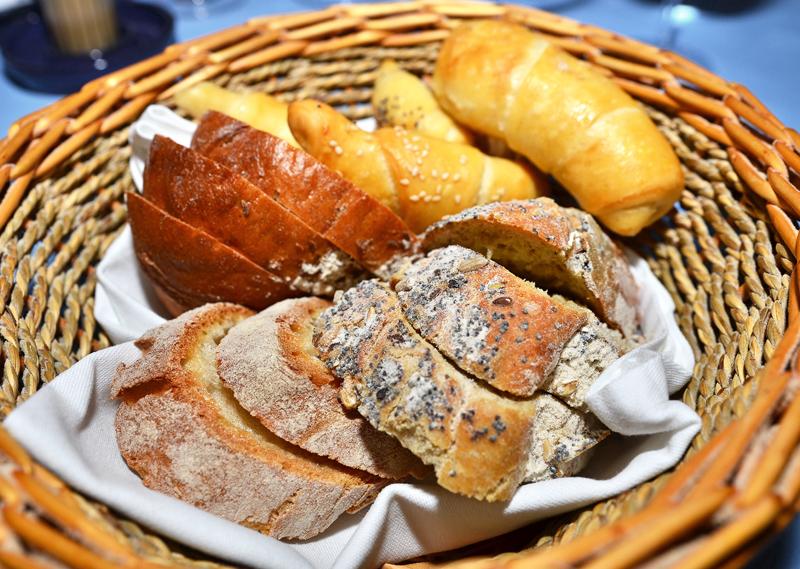 U Modré Kachničky - Bread