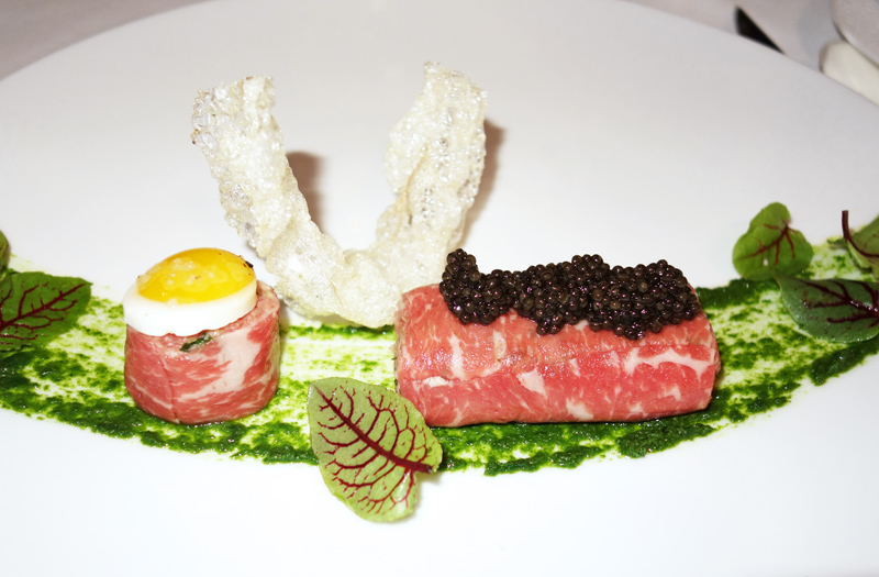 Caviar Russe - Steak Tartare