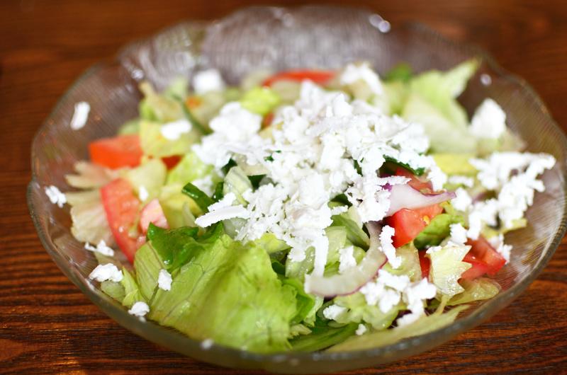 Belmont - Gurra Café - Salad