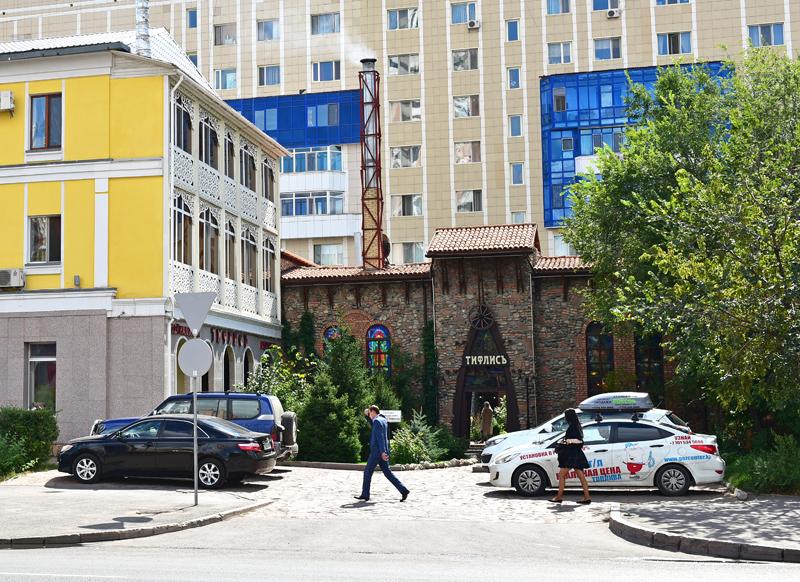 Astana - Restaurant Tiflis