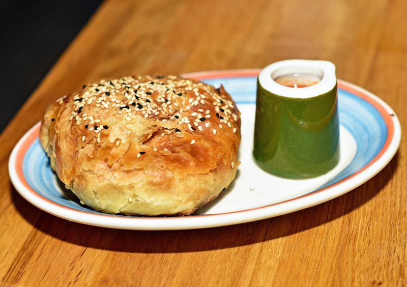 Uzbek Cuisine - Uma's - Samsa