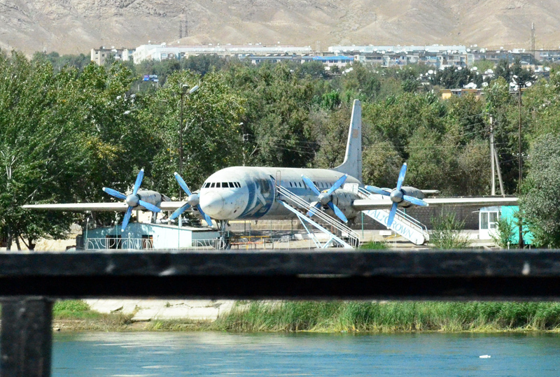 Khojand - Airplane Café