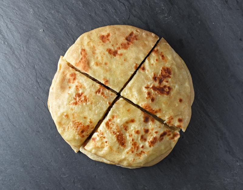 Kazakh Cuisine - Khychins