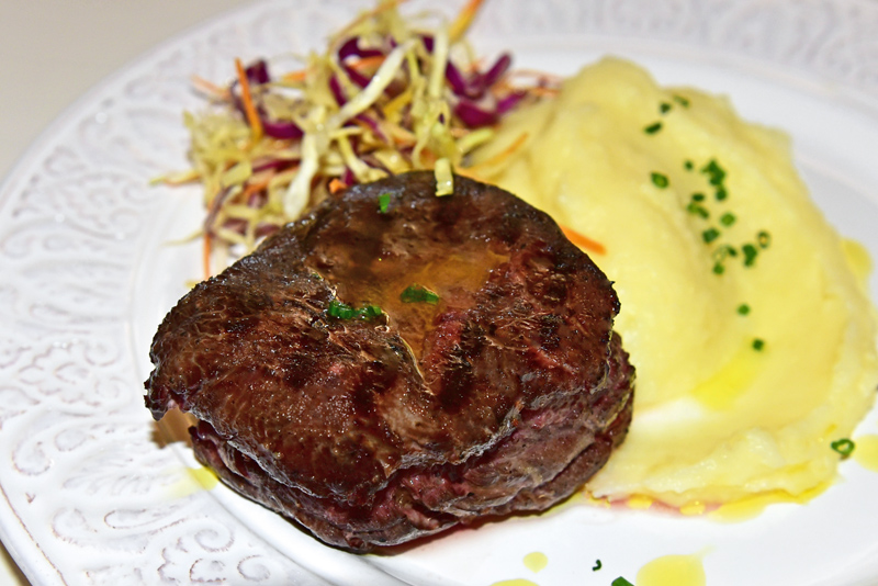 Almaty - Café Ldinka - Horse Steak