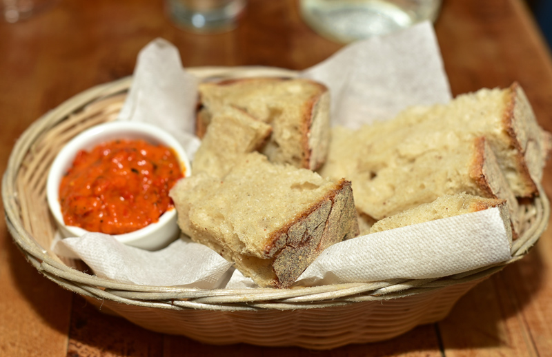 East Village - Kafana - Bread