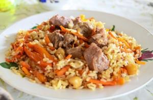 Dushanbe - Shaftoluzor Restaurant - Osh