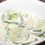 Czech Cuisine - Bohemian Spirit - Cucumber Salad
