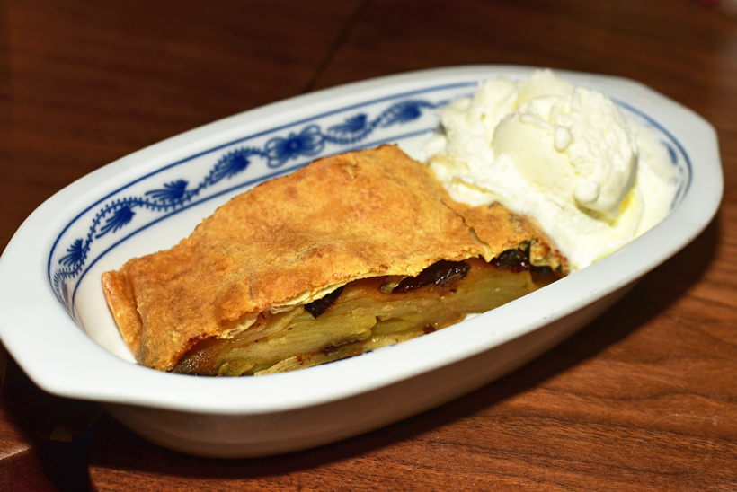 Czech Cuisine - Bohemian Spirit - Apple Strudel