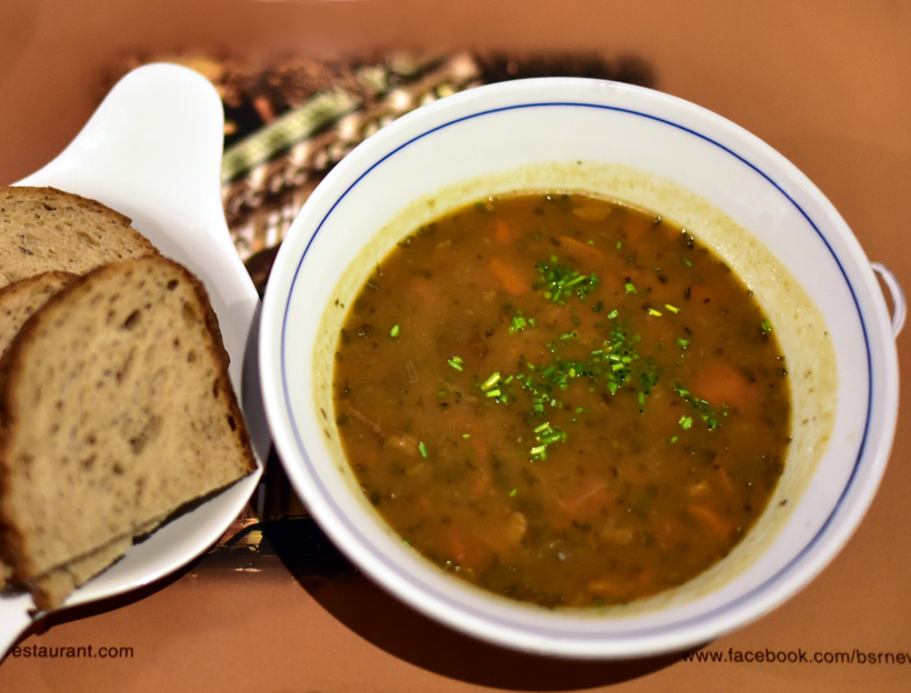 Czech Cuisine - Bohemian Spirit - Vegetable Soup