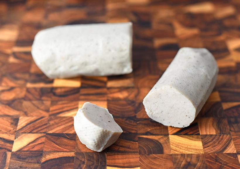Eastern European Food - Foie Gras Boudin Blanc