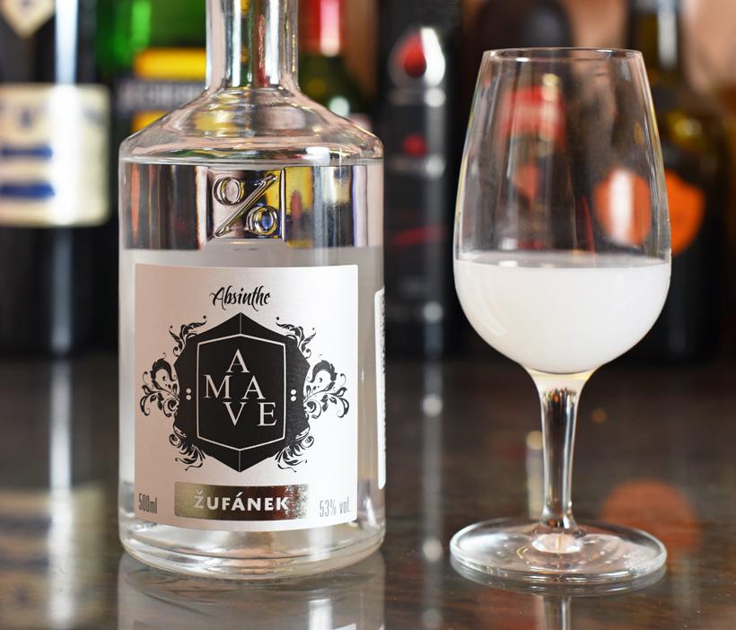 Žufánek Distillery - Absinthe
