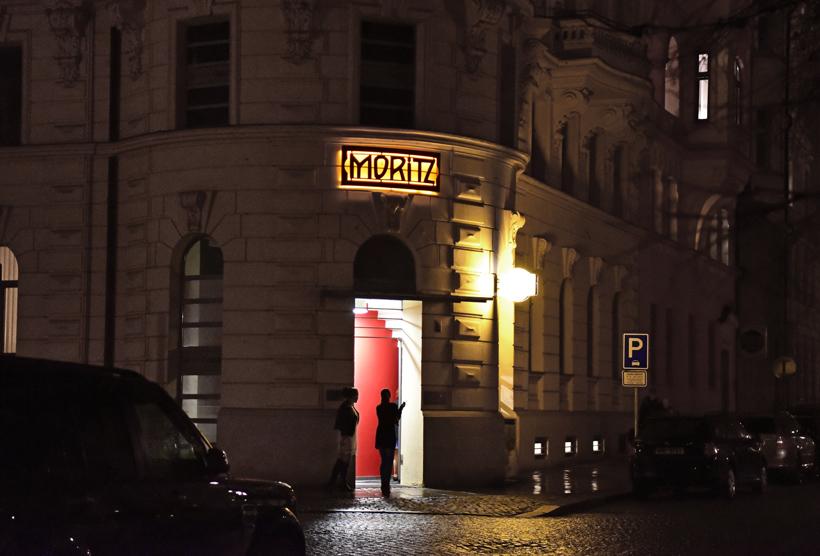 Czech Republic - Moritz Restaurant