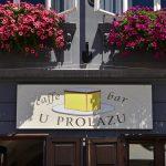 Croatia - U Prolazu Café