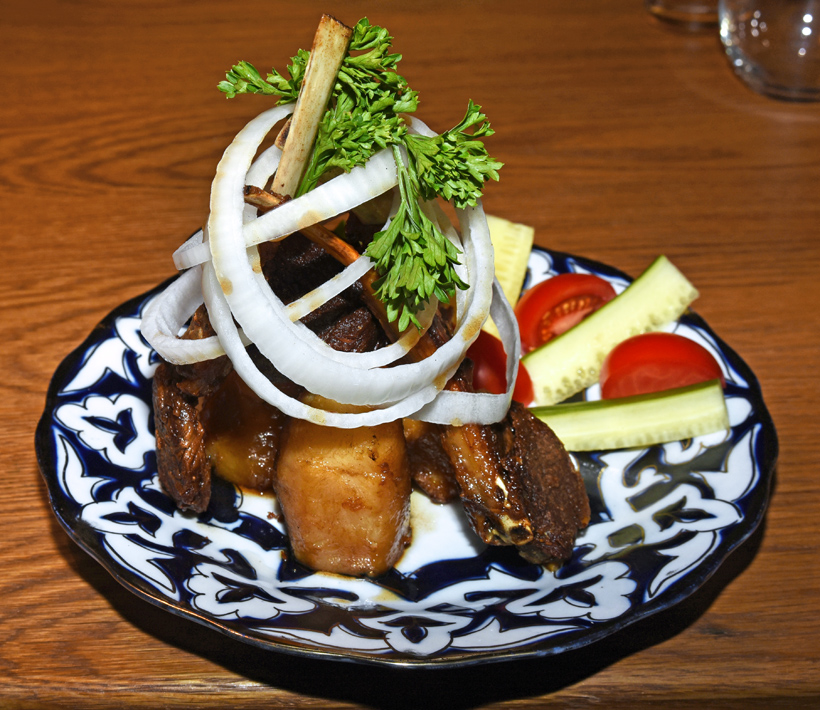 Bahor - Kazan Kebab