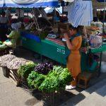 Tashkent - Chorsu Bazaar - Produce