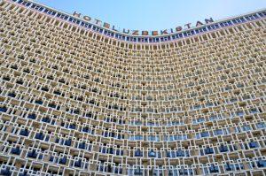 Tashkent - Hotel Uzbekistan