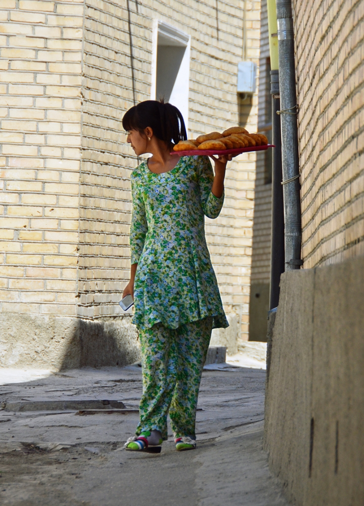 Bukhara - Around Poi Kalyan Complex