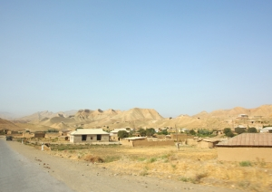 Road to Bukhara