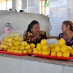 Samarkand - Siyob Bazaar - Lemons
