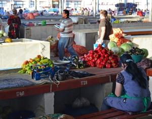 Samarkand - Siyob Bazaar - Produce